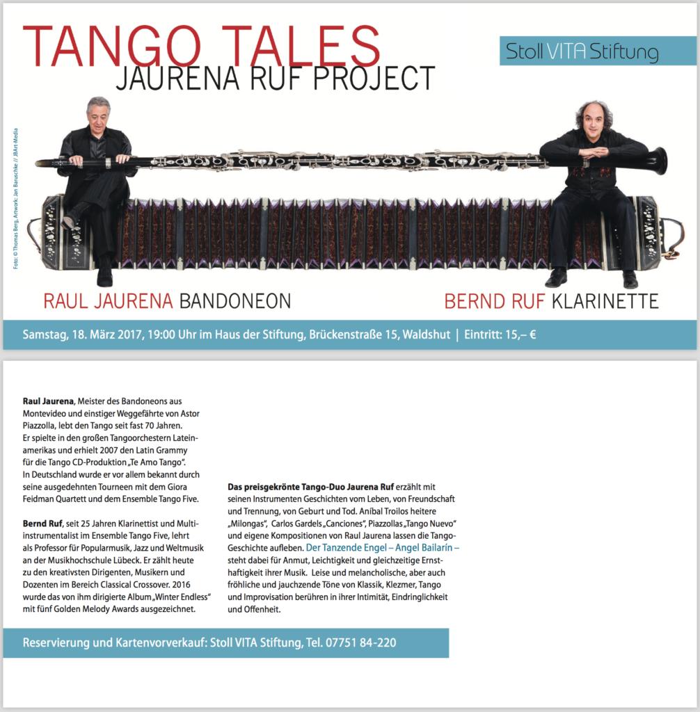 Tango Tales